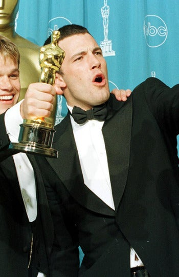 Matt Damon y Ben Affleck, amistad eterna
