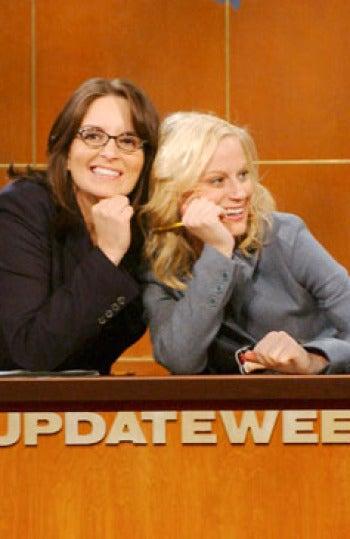 Tina Fey y Amy Poehler son las amigas que todos querríamos tener