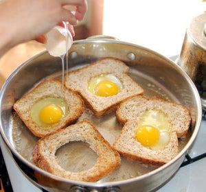 5 trucos para preparar huevos
