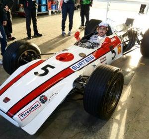 Fernando Alonso, sobre el Honda de Surtees