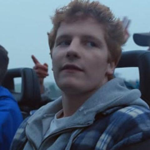 Videoclip Castle on the Hill de Ed Sheeran