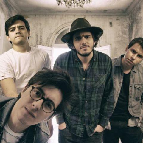 La banda colombiana 'Morat'