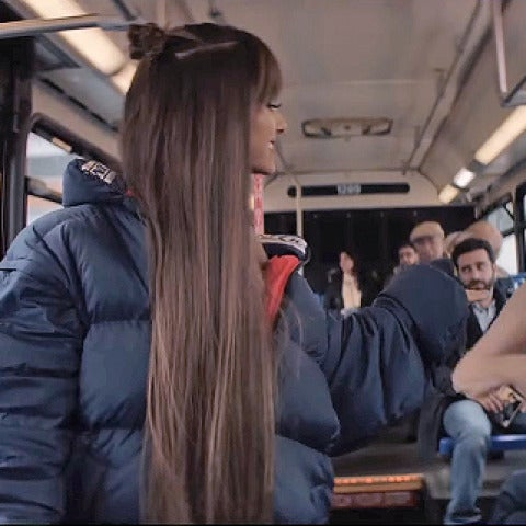 Ariana Grande en el vídeo de 'Everyday'