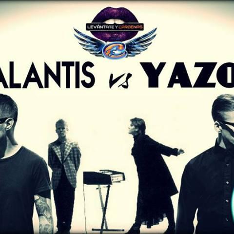 Mashup: Yazoo VS Galantis