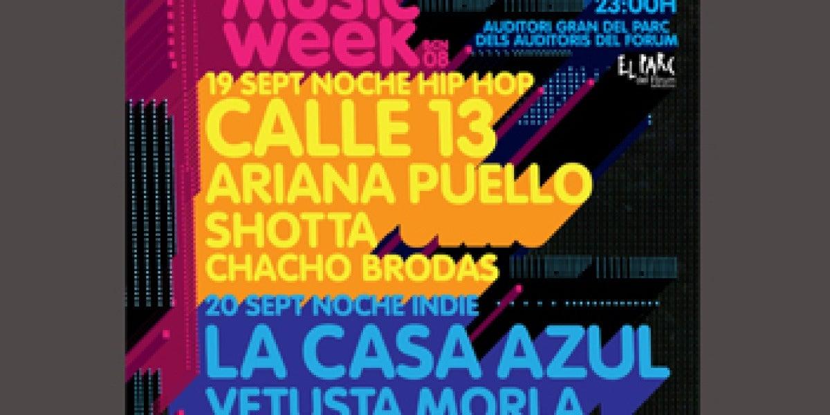 BAM MTV Music Festival