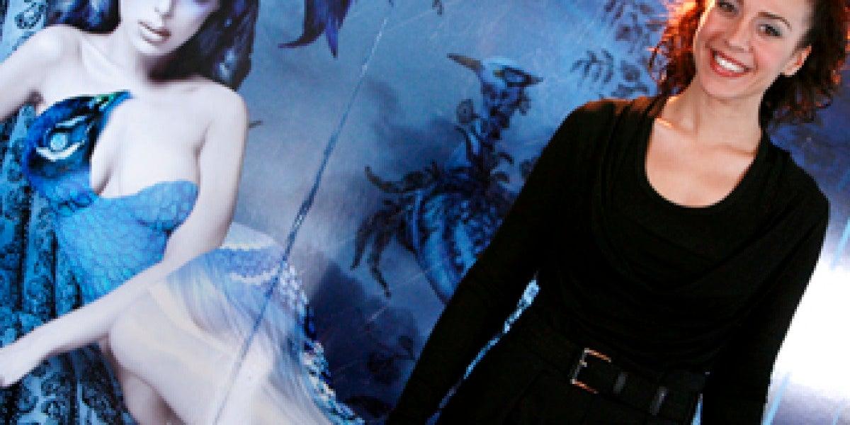 Monica Naranjo regresa a Madrid con el disco Tarántula