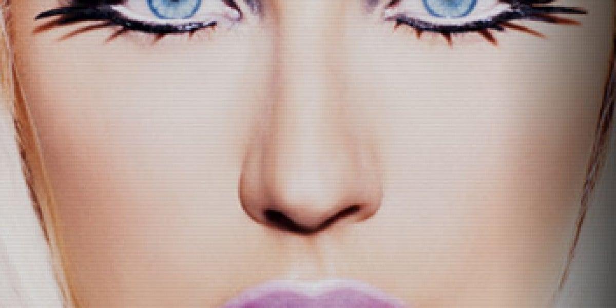Christina Aguilera en la portada de su último disco