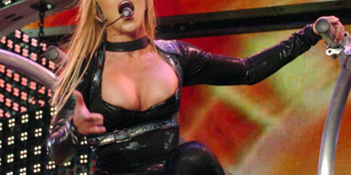 Britney Spears vuelve al número 1 desde Baby One More Time