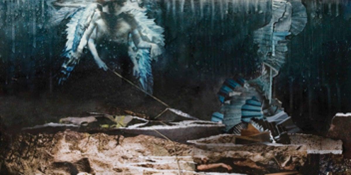 Portada de The Empyrean de John Frusciante