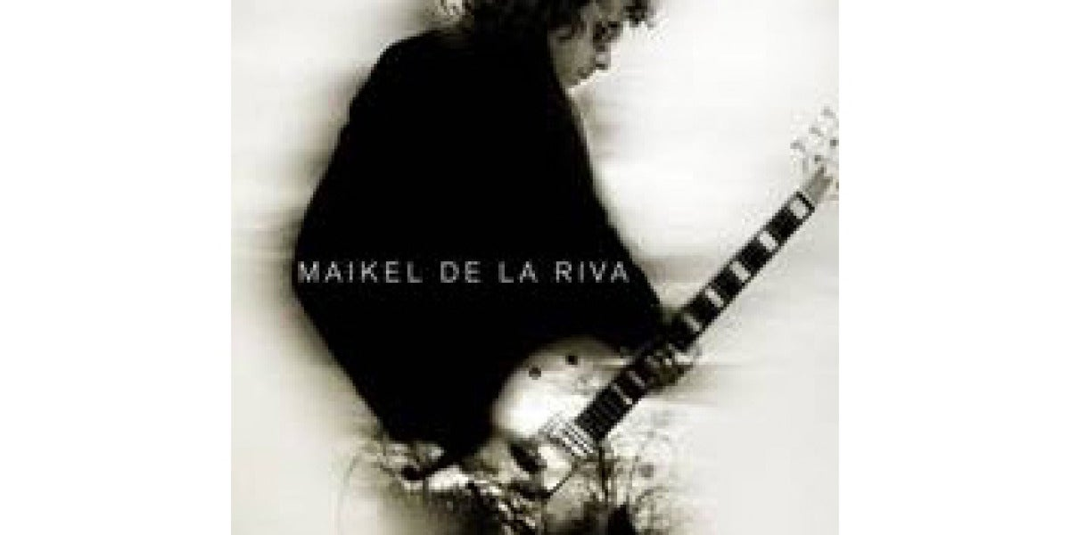 Portada del disco de Maikel de la Riva