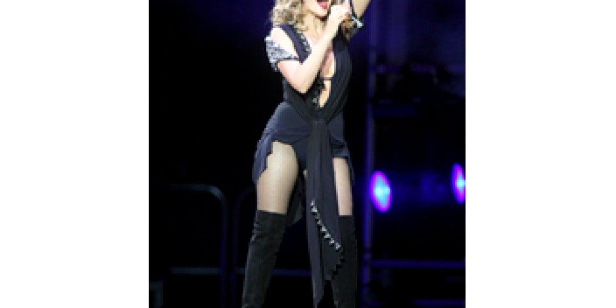 Kylie Minogue en el MTV Day 2009