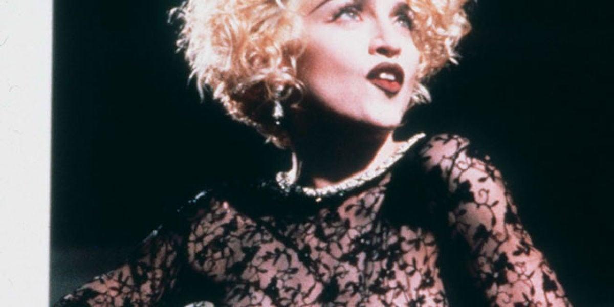 Madonna, icono de los 80