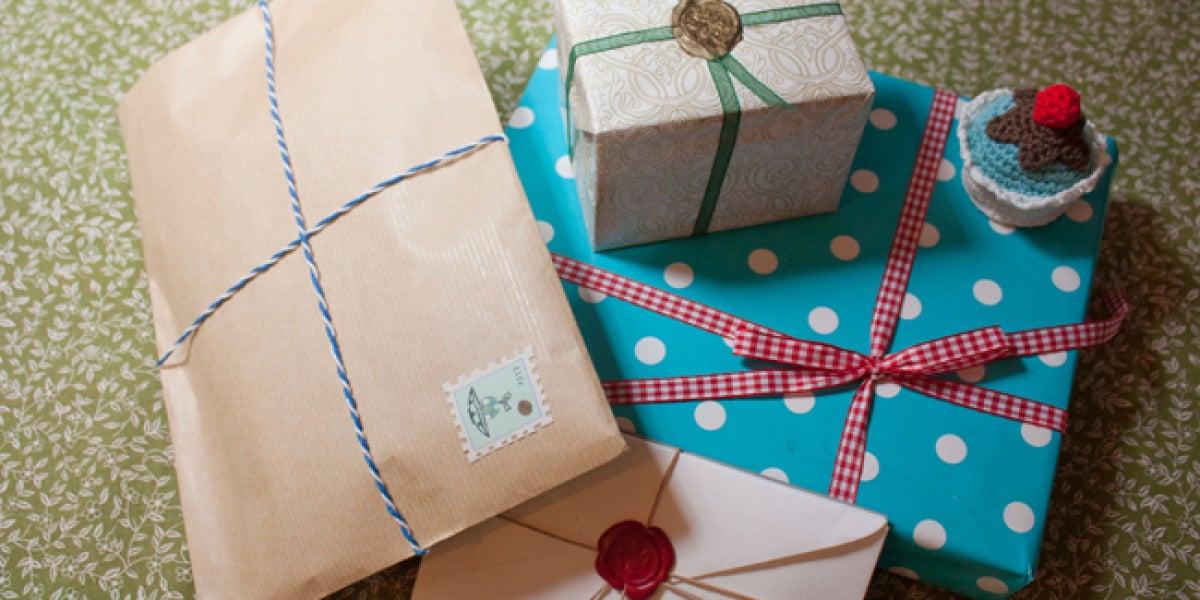 Cómo envolver regalos de forma exclusiva.