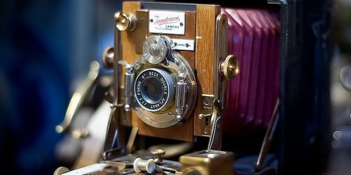 Lo de las cámaras 'vintage' está muy bien pero, ¿cómo serán las del futuro?