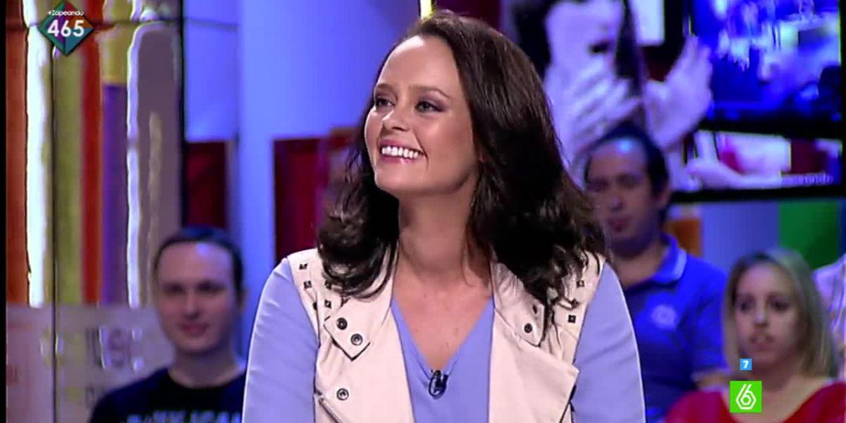 Shaila Dúrcal comenta en 'Zapeando' lo más destacado de 'TCMS'