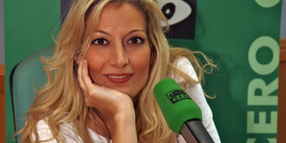 Nuria Torreblanca, redacción y producción de Julia en la Onda