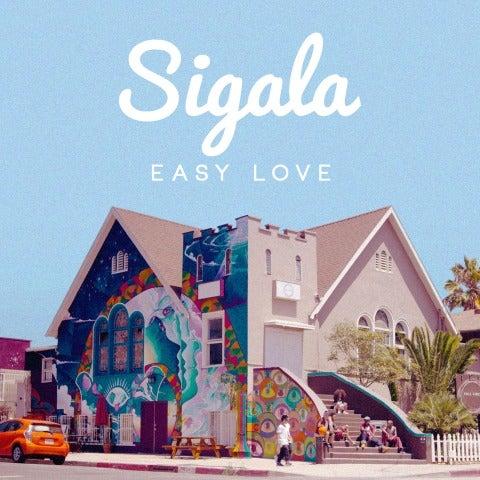 Easy Love de Sigala