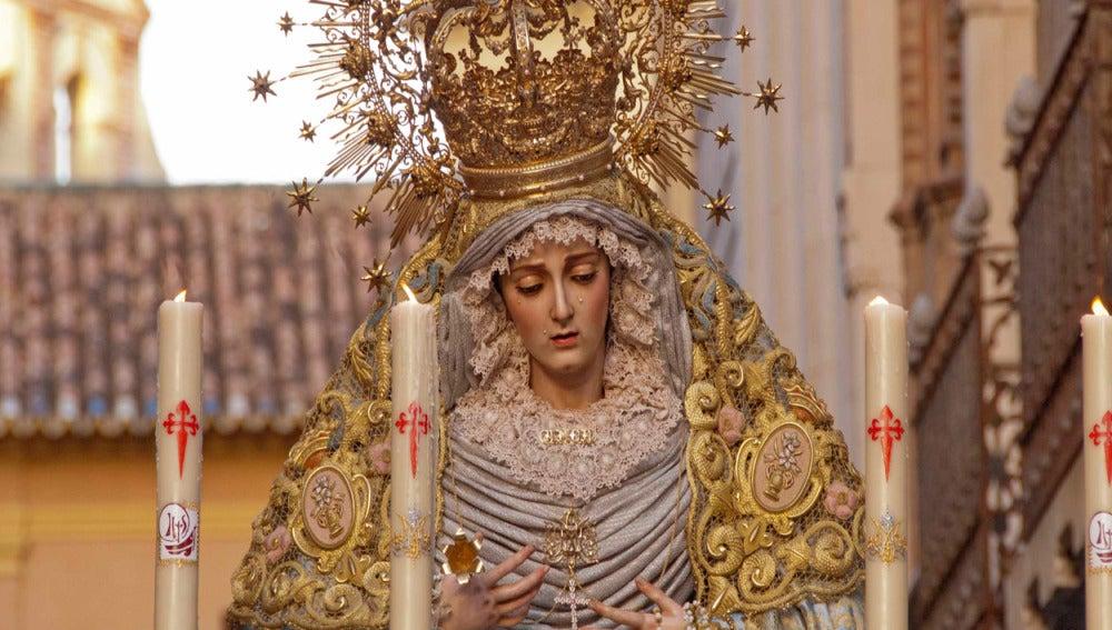 La virgen María Santísima del Amor