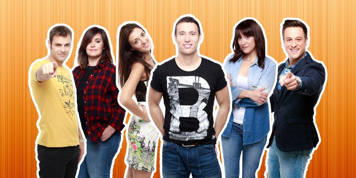 Locutores Europa FM 2016