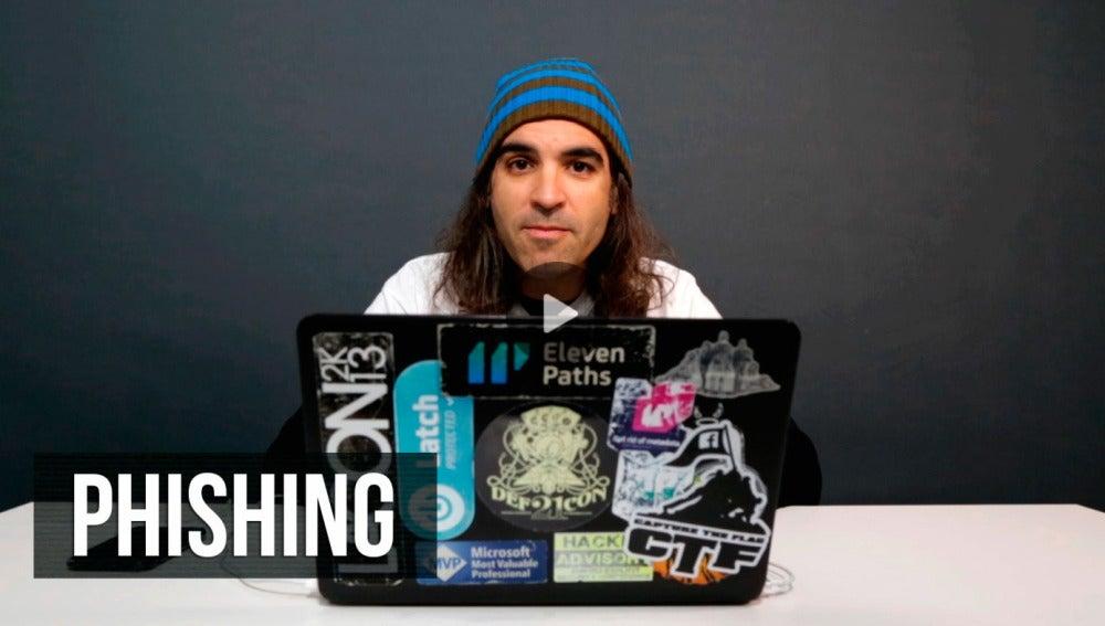 Consejos contra el phishing de Chema Alonso