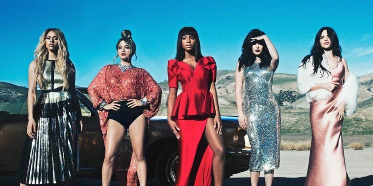 Portada de 7/27, de Fifth Harmony