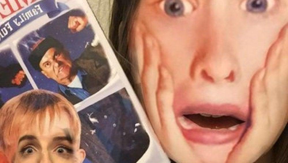 Face-Swap en Snapchat