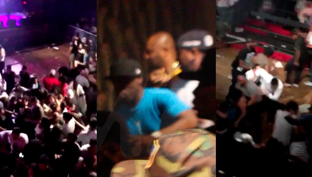 Tiroteo durante un concierto de T.I. en Nueva York