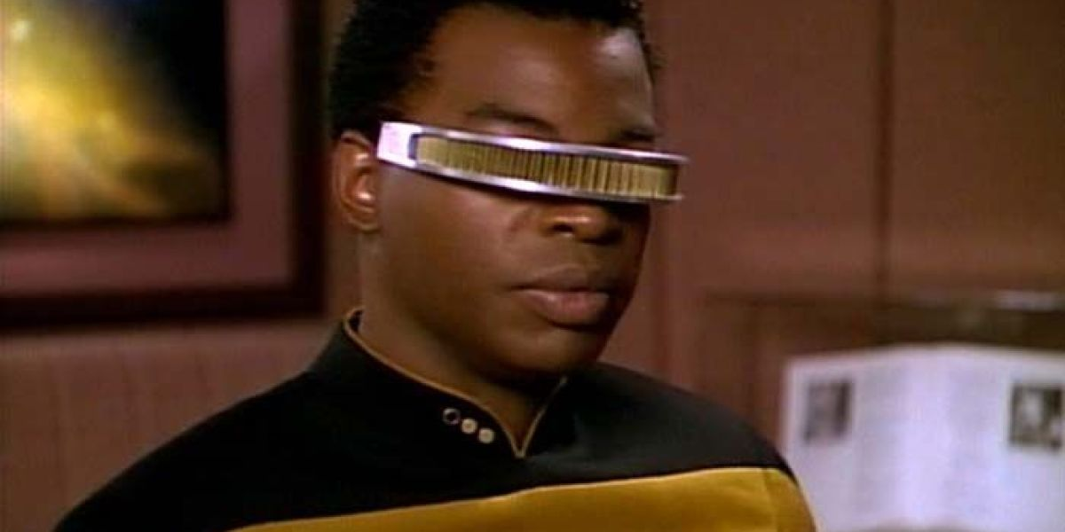 Geordi La Forge, personaje de Star Trek