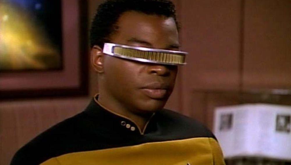 Geordi La Forge, personaje de Star Trek
