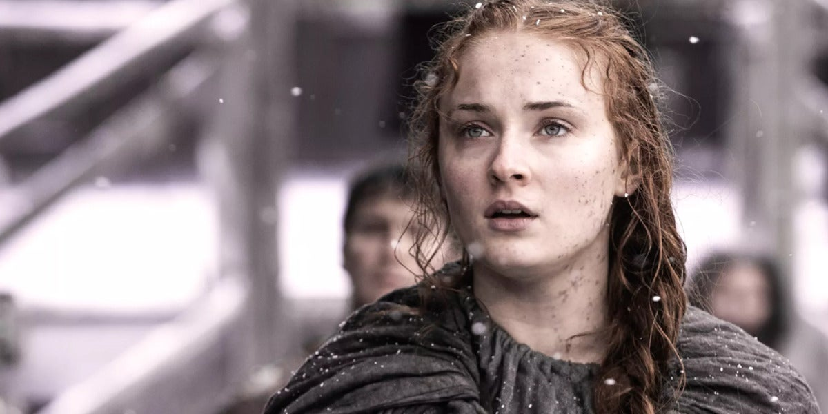 Sophie Turner La Actriz Que Interpreta A Sansa Stark Descubrí El