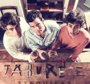 El grupo 'Taburete', en una foto promocional