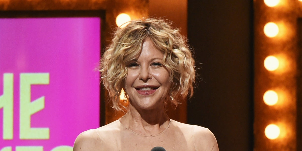 Meg Ryan en los Tony Awards