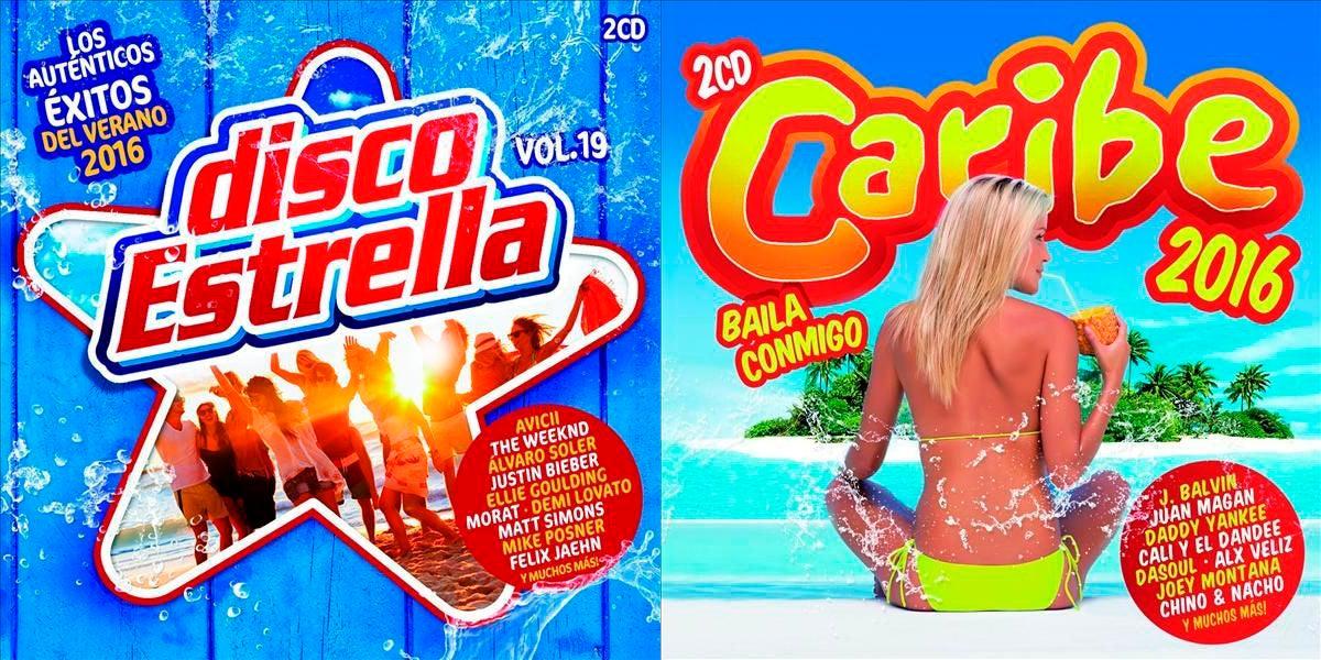 Caribe 2016 + Disco Estrella Vol. 19