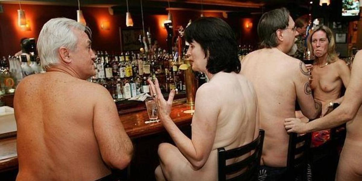 Nudista o ropa opcional florida