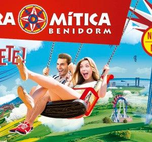 Empieza el verano en Terra Mítica con Europa FM Castellón