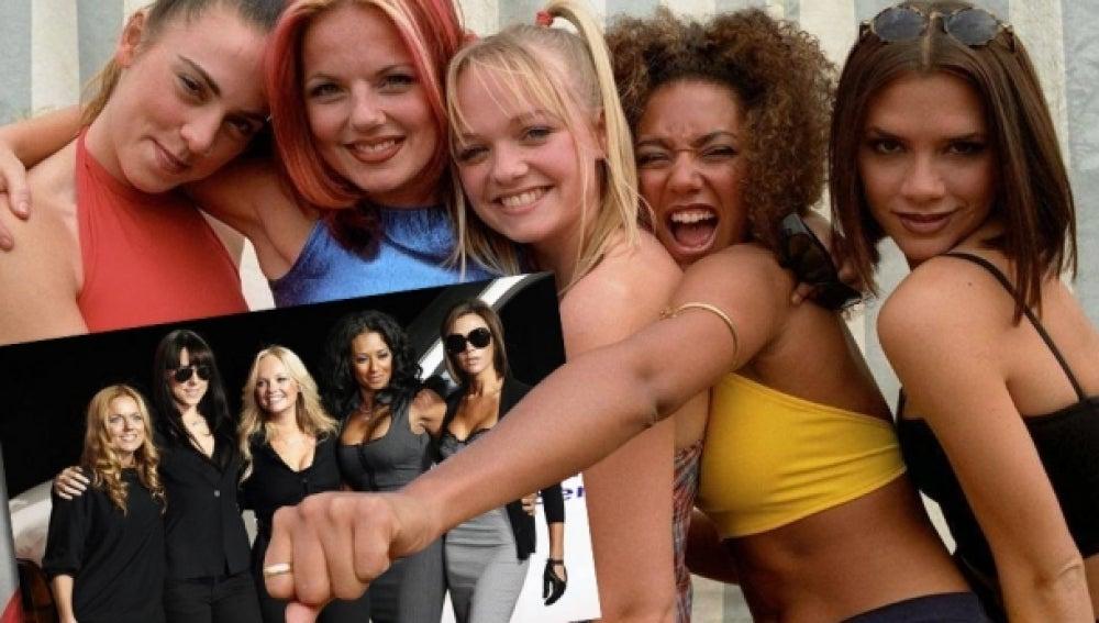 Así son las Spice Girls 20 años después