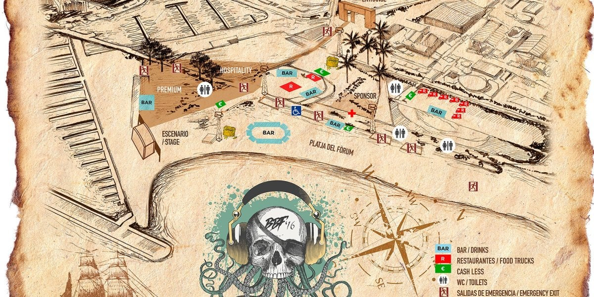 Mapa de ubicaciones