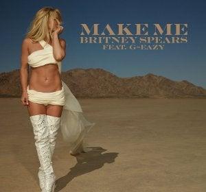 'Make Me...', el nuevo single de Britney Spears