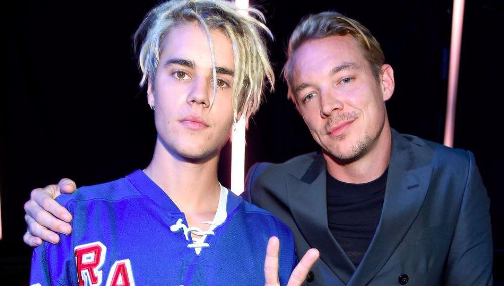 Justin Bieber y Major Lazer