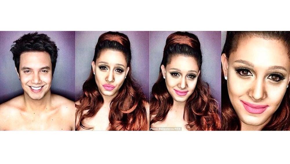 ¿Ariana Grande o Paolo Ballesteros?