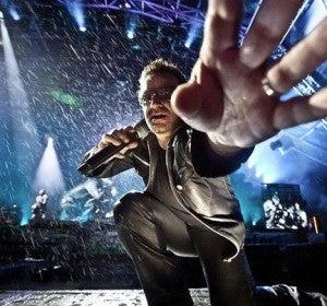 Bono concierto de U2