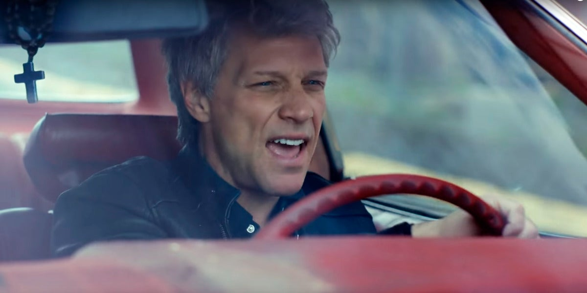 'This House Is Not For Sale', Bon Jovi