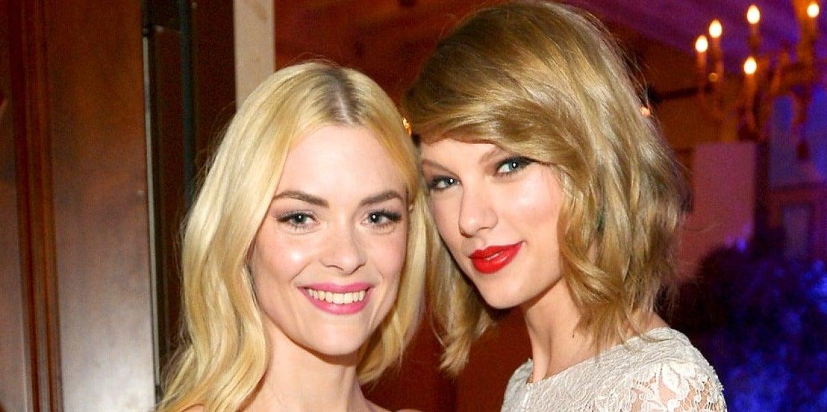 Taylor Swift y Jaime King