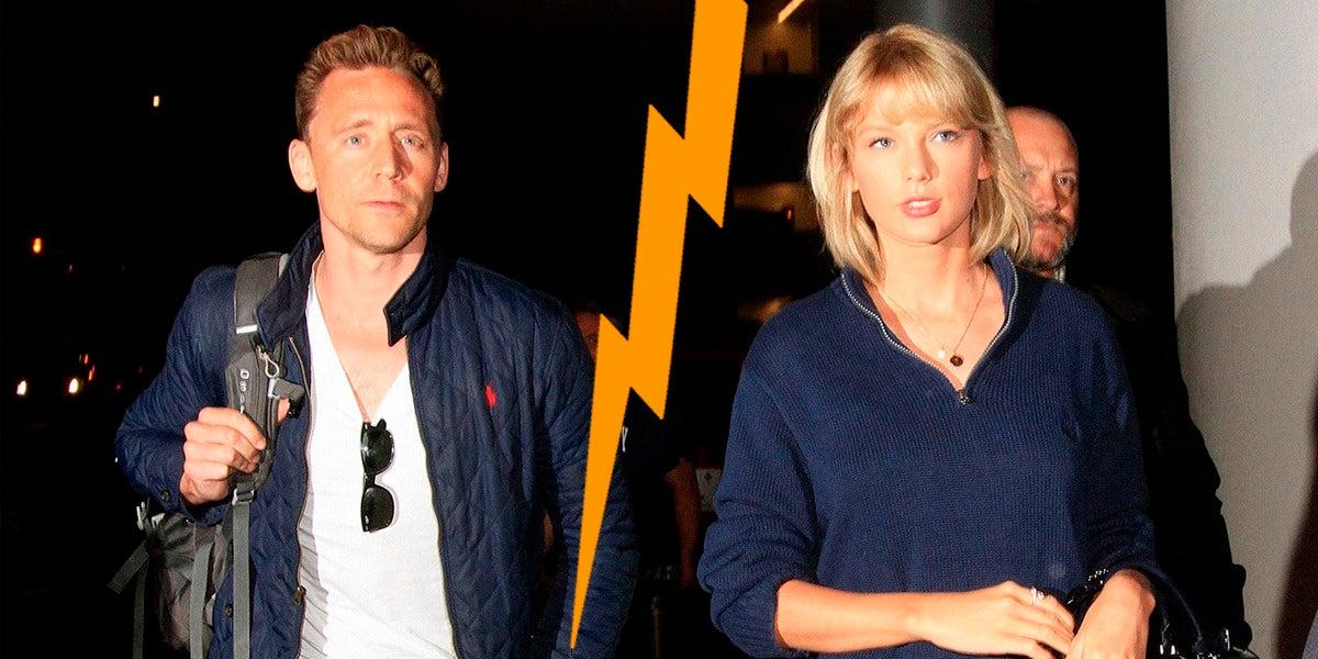 Tom Hiddleston y Taylor Swift dan por acabada su relación