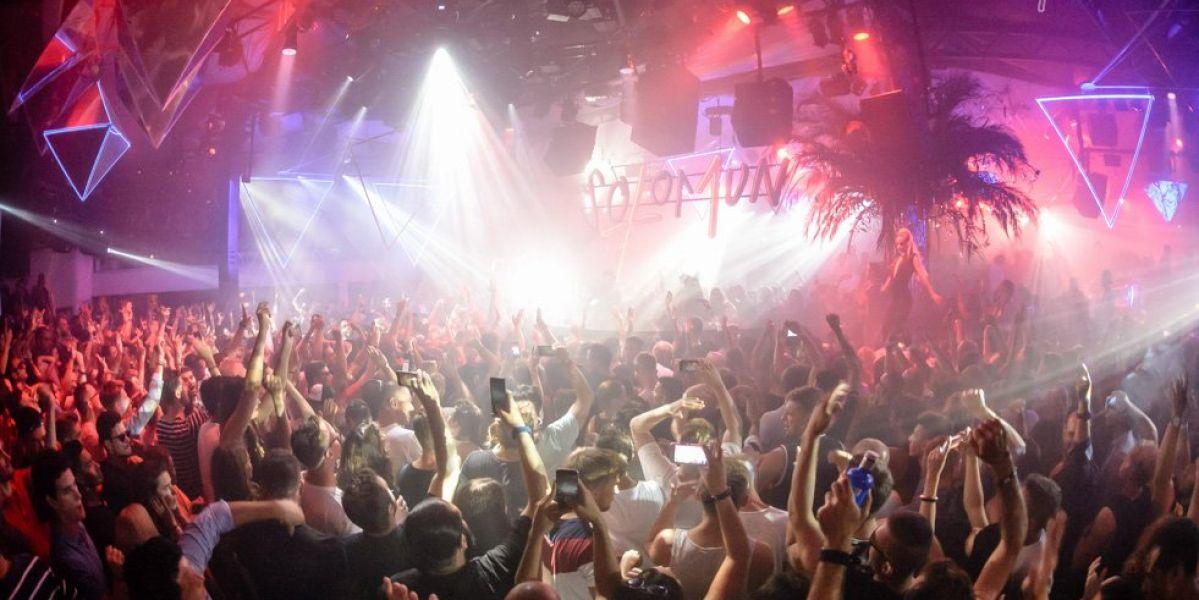 Una sesión en Pachá Ibiza