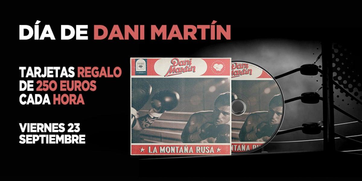 Día Dani Martín en Europa FM