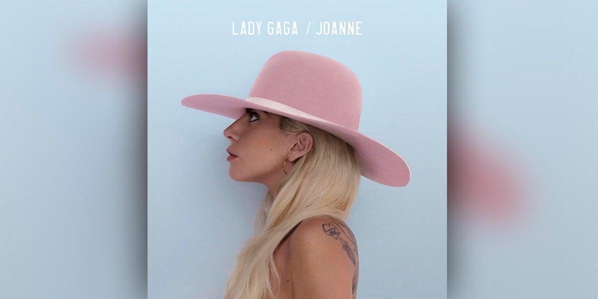 Portada de 'Joanne' de Lady Gaga