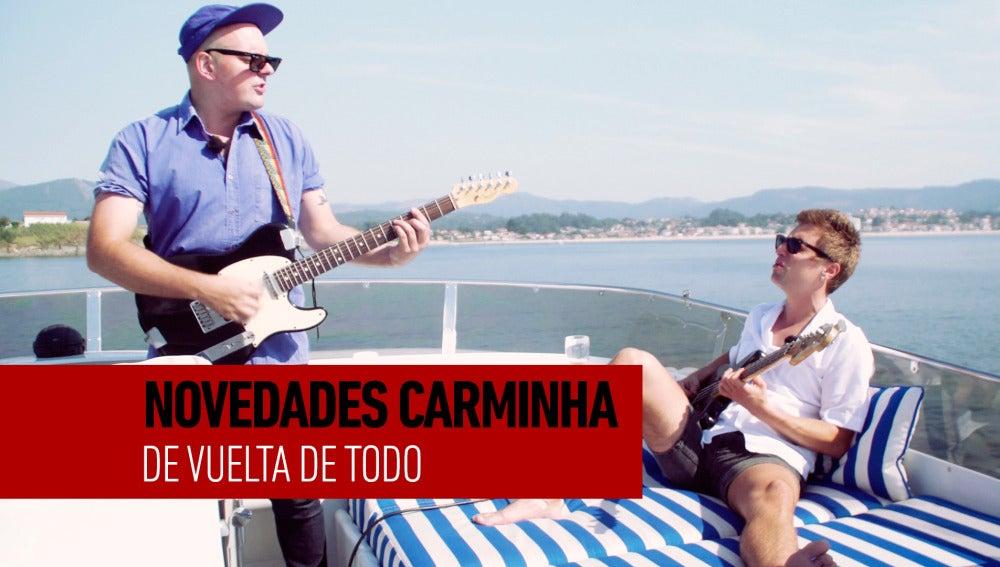 Sesiones Ligeras - Novedades Carminha - De vuelta de todo - Esmerarte
