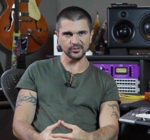 Juanes te invita a escuchar 'Fuego', su nuevo single