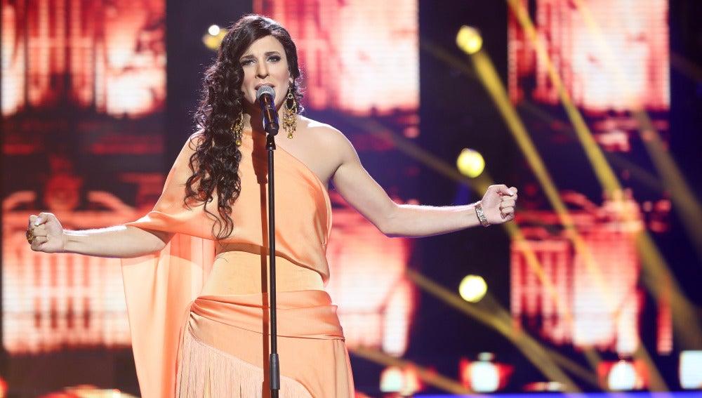 Tu Cara Me Suena - Blas Cantó imita a Diana Navarro